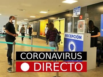 Última hora de la vacunación por coronavirus: Segunda dosis de AstraZeneca y Pfizer en España, hoy