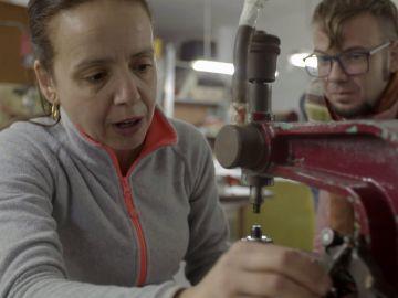 """Una costurera de 'Spagnolo' pierde los nervios con el jefe infilrado: """"He perdido la paciencia"""""""