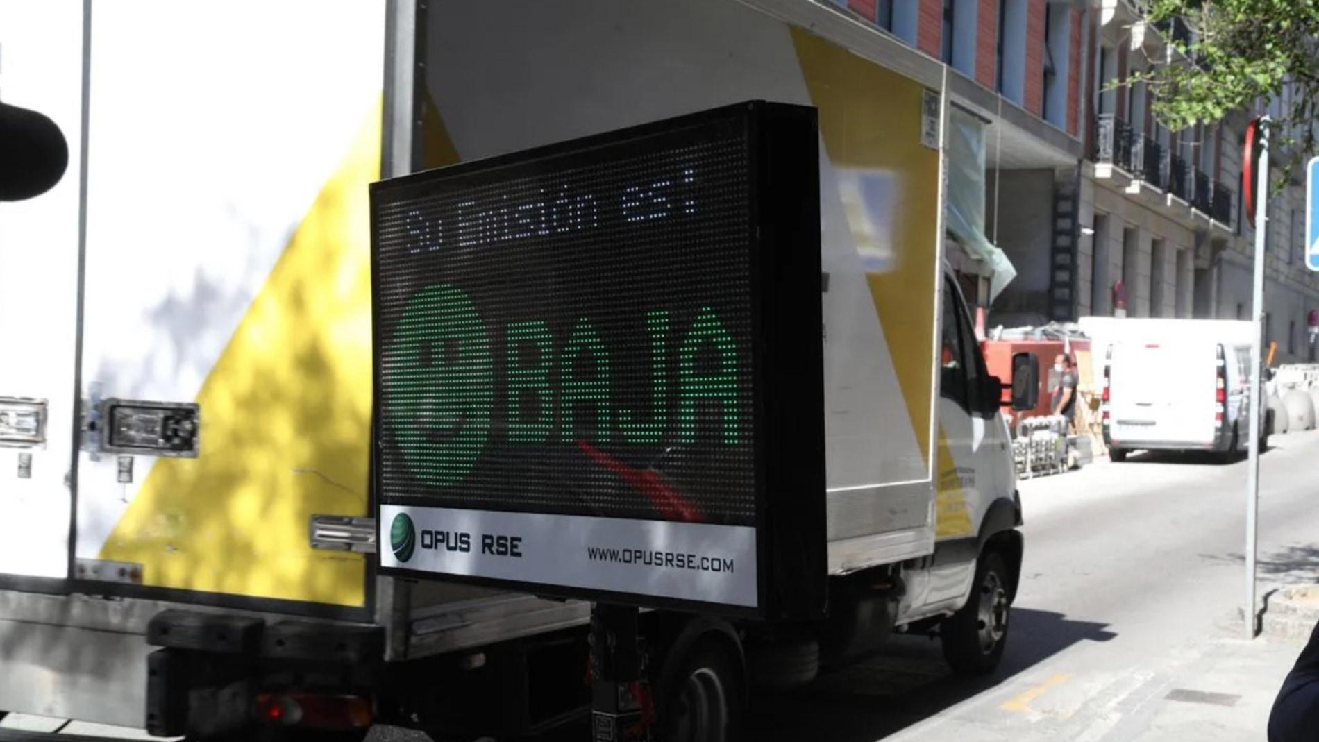 El radar que medirá las emisiones de CO2