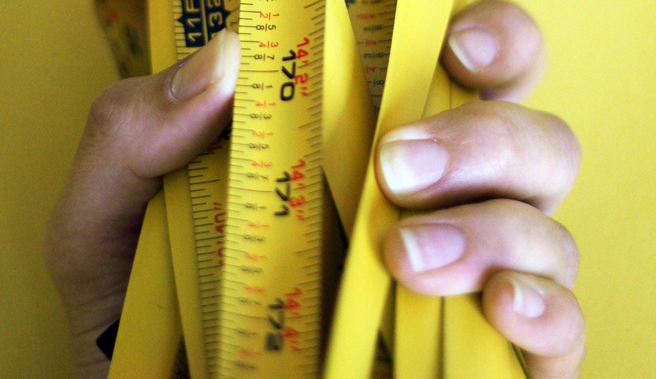 Una cinta para medir