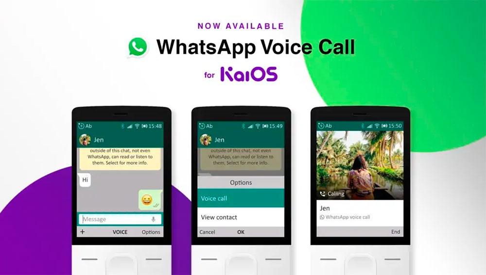 La nueva función llega a la app de mensajería