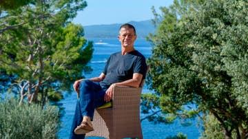El escritor y periodista francés Emmanuel Carrère