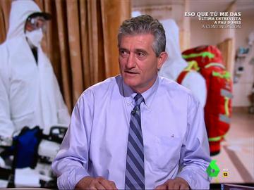 """Guillermo Fesser explica cómo se vive la """"nueva normalidad"""" posvacunación en EEUU:"""
