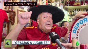 Manolo Jugones
