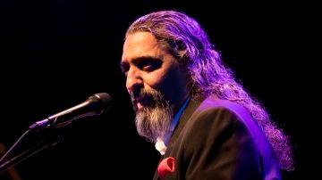 El cantaor flamenco Diego el Cigala.