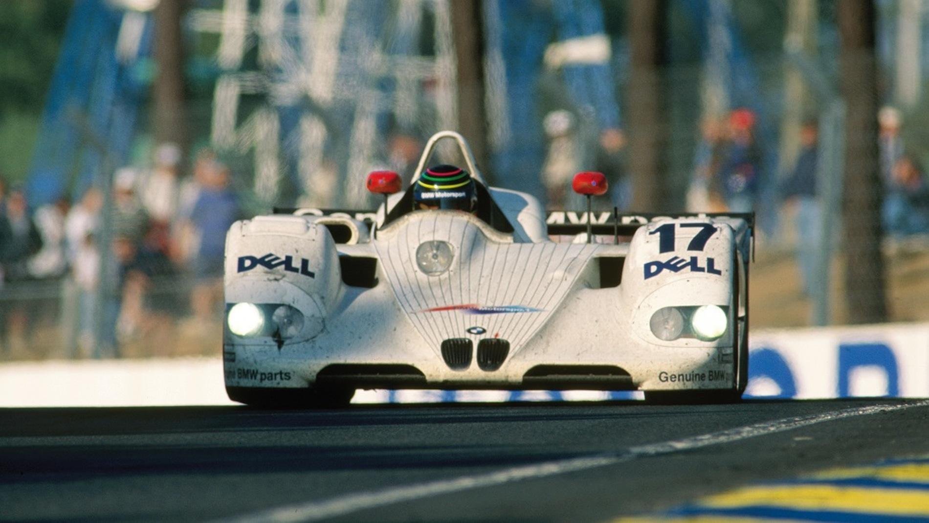 BMW V12 LMR en Le Mans