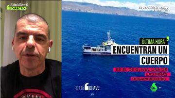 """Manuel Marlasca: """"No sabemos si la búsqueda se va a extender para encontrar a Tomás Gimeno o se le va a buscar en tierra firme"""""""