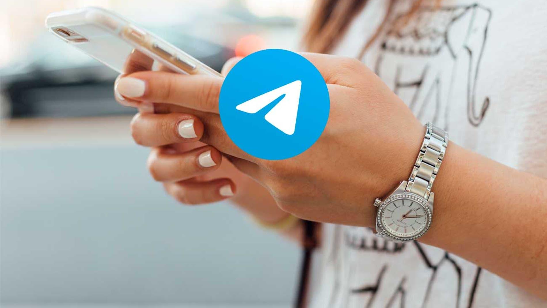 Actualizaciones automáticas de Telegram
