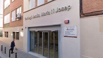 Colegio Jesús, Maria i Josep de Barcelona