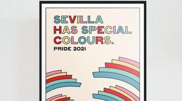 Sevilla ya tiene su cartel para el Orgullo de este año