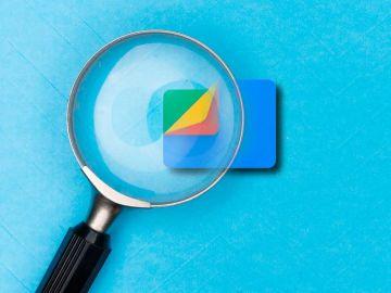 Ocultando archivos con Google Files