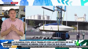 """Leo Álvarez: """"La hipótesis de la huida no estaba sobre la mesa, desde el principio se buscaron los cuerpos"""""""