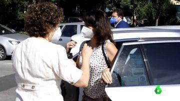 """Juana Rivas ingresa en prisión y lanza un mensaje: """"No voy a dejar de luchar por mis hijos"""""""