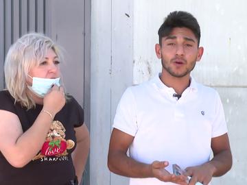 """El mensaje de Adrián tras asesinar a Rocío Caíz: """"Que me vea la gente. Son mentiras de su hermana"""""""