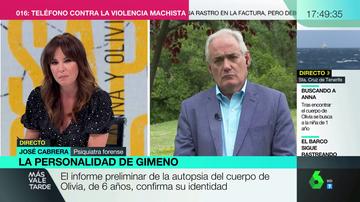 El psiquiatra forense José Cabrera