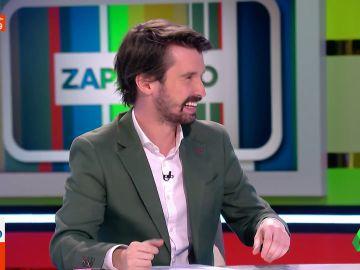 "La bonita confesión de Dani Mateo a Santi Alverú: ""Me encanta tenerte aquí"""