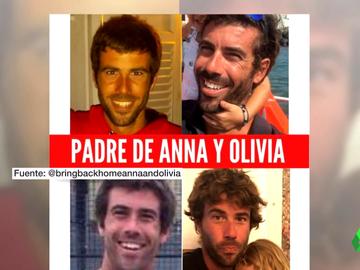 Tomás Gimeno, el padre de las niñas de Tenerife