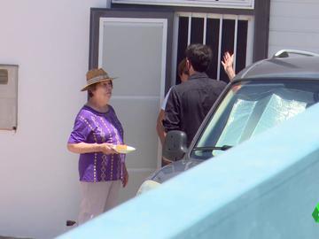 """""""No sabíamos que estaba separado"""": así describen a Tomás Gimeno sus vecinas"""