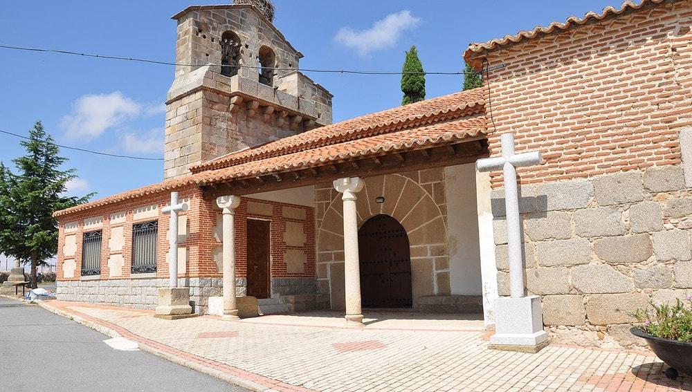 Aveinte, Ávila