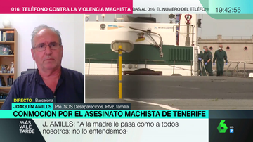 """El portavoz de la familia de Anna y Olivia, sobre Tomás Gimeno: """"Consiguió engañarnos con su 'las voy a cuidar'"""""""