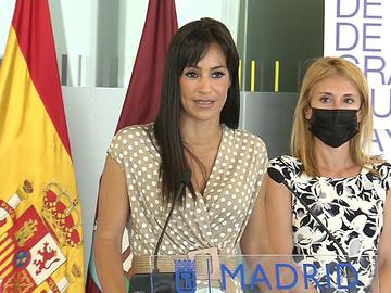 """Begoña Villacís se emociona al hablar del caso de las niñas desaparecidas en Tenerife: """"Por encima de los partidos está el dolor de esa madre a la que acompaña toda España"""""""