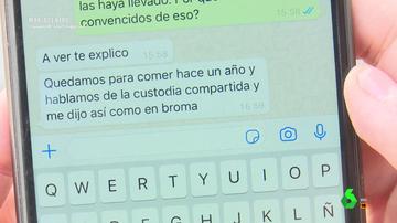 """Los mensajes de Tomás Gimeno a sus amigos más íntimos antes de desaparecer: """"No nos vamos a volver a ver, pero voy a estar bien"""""""