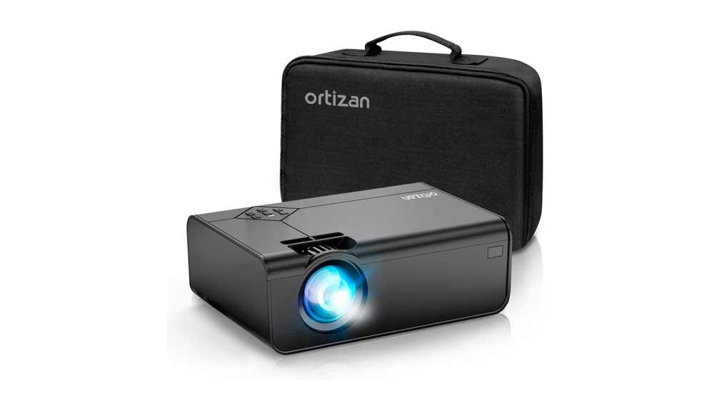 Mini proyector ORTIZAN