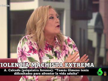 Elisa Beni en laSexta Noche