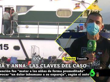 Manuel Marlasca explica la principal hipótesis de la investigación de la Guardia Civil sobre la muerte de la pequeña Olivia