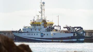 El buque oceanográfico Ángeles Alvariño regresa al Puerto de Santa Cruz de Tenerife por cuestiones técnicas