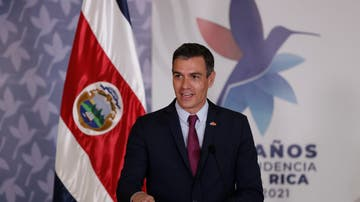El presidente del Gobierno, Pedro Sánchez, en su visita a Costa Rica