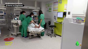 Pasamos 24 horas en las urgencias de un hospital: el corazón que no se detiene nunca