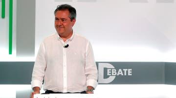 Juan Espadas gana a Susana Díaz las primarias del PSOE de Andalucía y será candidato a la Junta