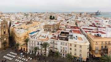 Casa del Pirata. Cádiz