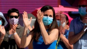 La ministra de Derecho Sociales y nueva secretaria general de Podemos, Ione Belarra