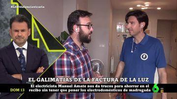 Ahorrar en la factura de la luz: las claves del experto Manuel Amate para pagar menos