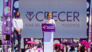 Lilith Verstrynge será la nueva secretaria de Organización de Podemos