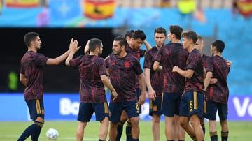 España - Suecia, en directo | Alineación y horario del partido de fútbol de hoy de la Eurocopa