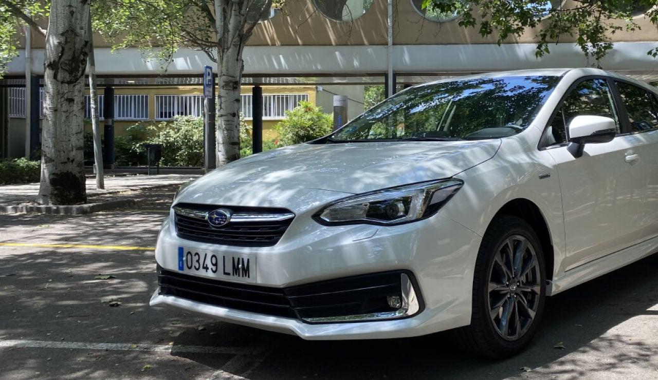 Subaru Impreza 2.0i ecoHYBRID