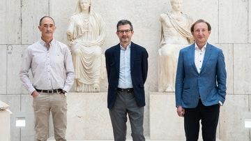 Premiados Fundación Lilly 2021 en Museo Arqueológico Nacional