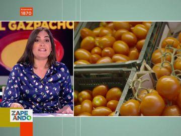 Este es el mejor tomate para hacer gazpacho: Boticaria García te explica los trucos