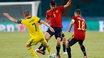 Resultado del partido España vs Sucia de hoy, en directo
