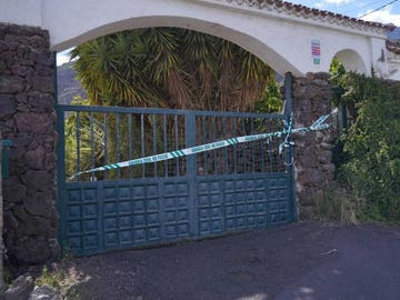 Casa donde vivía Tomás Gimeno