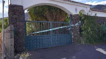 Casa donde vivían Tomás Gimeno y sus hijas, a 1 de mayo de 2021, en Santa Cruz de Tenerife, Islas Canarias
