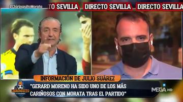 """Morata, """"hundido"""" tras el España-Suecia: """"Todos los jugadores han ido a abrazarle y animarle"""""""