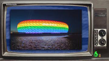 La respuesta de Dani Mateo tras saber que la UEFA impedirá iluminar el Allianz Arena con los colores de la bandera del orgullo