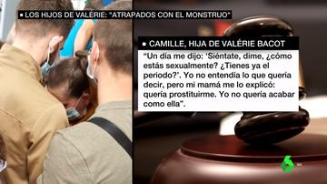 """Los hijos de Valerie Bacot, la mujer que mató a su violador en Francia, testifican a favor de su madre: """"Nunca tuve un momento de felicidad"""""""