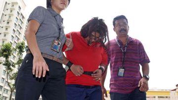 Gaiyathiri Murugayan, mujer condenada por torturar a su empleada doméstica