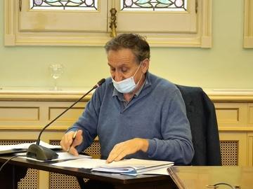 El director de Oficina Balear de la Infancia y la Adolescencia, Serafín Carballo