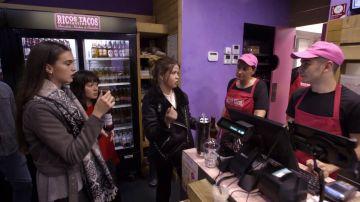 Una empleada de La Mordida acusa de robar a unas clientas y enfurece al jefe infiltrado